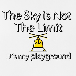 The sky is not the limit - Men's Breathable Tank Top