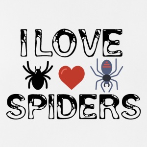 I love spiders - Men's Breathable Tank Top