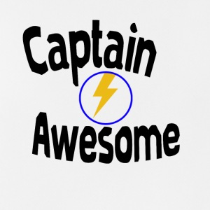 I am captain awesome - Men's Breathable Tank Top