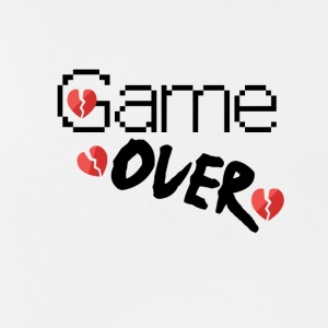 Game over - Mannen tanktop ademend