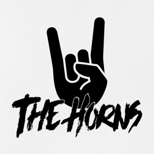 The Horns - Logo - Men's Breathable Tank Top
