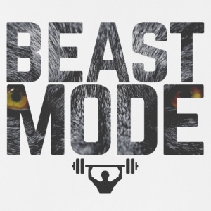 Bodybuilding Motviation beastmode - Men's Breathable Tank Top