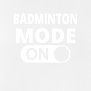 MODE ON BADMINTON - Canotta da uomo traspirante