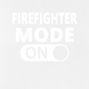 MODE ON FIREFIGHTER - Männer Tank Top atmungsaktiv