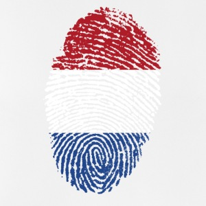 Fingerprint i love NETHERLANDS - Men's Breathable Tank Top