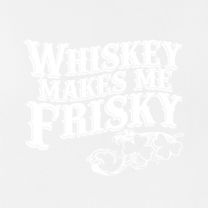 Whiskey makes me friskey - Men's Breathable Tank Top