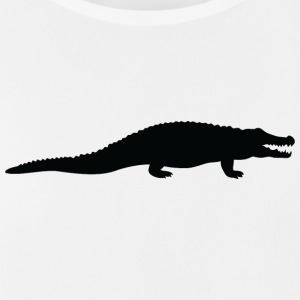 A Dangerous Crocodile - Men's Breathable Tank Top