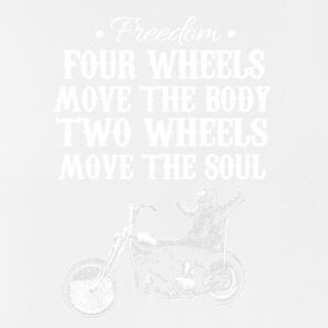 Two Wheels move the Soul - Männer Tank Top atmungsaktiv