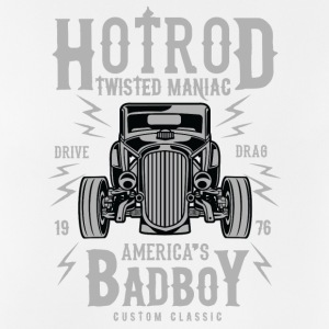 Twisted Hotrod2 - Camiseta sin mangas hombre transpirable