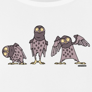 Owls - purple - Men's Breathable Tank Top