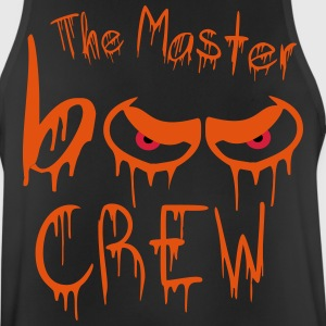 The Master Boo Crew øye - Pustende singlet for menn