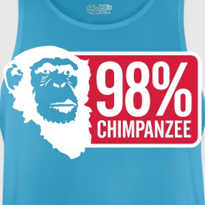 98 Chimpanzee - Men's Breathable Tank Top