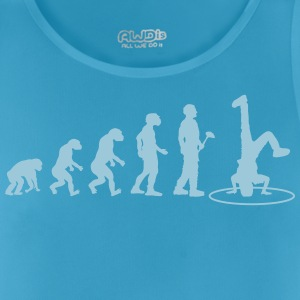 Theory of Evolution Breakdance - Herre tanktop åndbar
