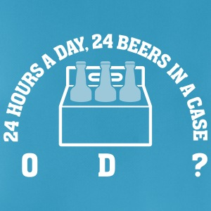 24 Hours A Day ,24 Beers In A Case,Coincidence? - Men's Breathable Tank Top