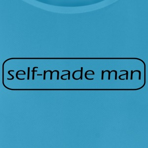 self made man - Pustende singlet for menn