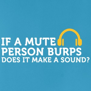 If A Mute Person Burps .... - Men's Breathable Tank Top