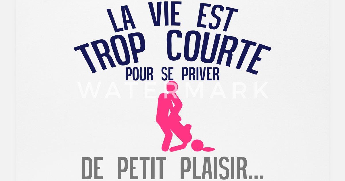 Citation Vie Trop Courte Sexe Couple Pri Tapis De Souris Spreadshirt