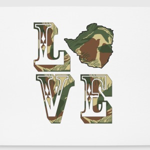 Accessories ~ Rhodesian Love Army - Mouse Pad (horizontal)