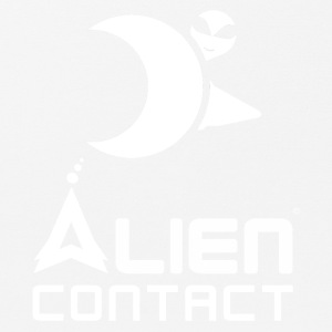 Alien Contact - Tappetino per mouse (orizzontale)