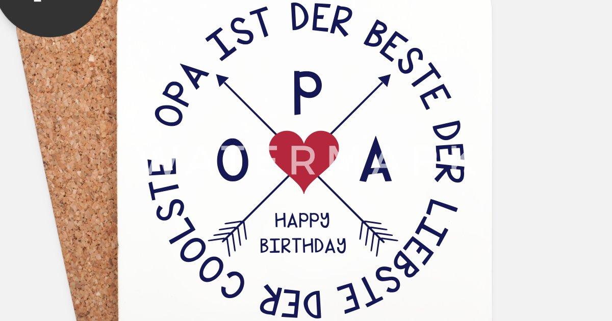 Opa Geburtstag Von Kleine Eule Spreadshirt
