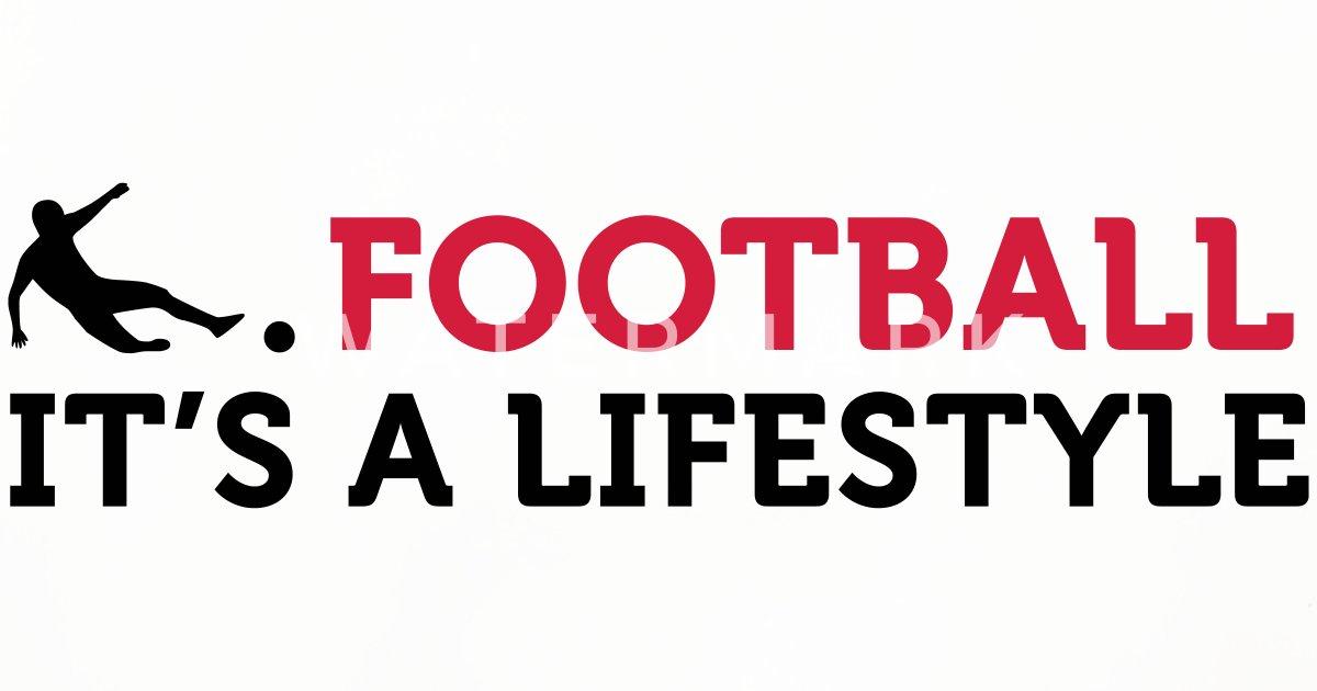fodbold citater Fodbold Citater: Fodbold er en livsstil Bordskånere | Spreadshirt fodbold citater