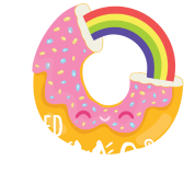 Donut - filled with magic