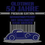 Oldtimer 50 Jahre Retro Geburtstagshirt Mug Spreadshirt