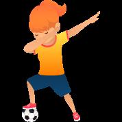 Soccer girl dab dance t shirt spreadshirt for Soccer girl problems t shirts