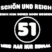 51 Geburtstag Lustiger Spruch Von Geschenke Schenken Spreadshirt