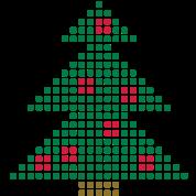 Christmas Tree Pixel