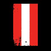österreich Flagge österreichische Fahne Geschenk Männer Premium T
