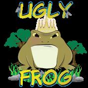 Grenouille Couronne grenouille prince grenouille laide avec couronne de sondeln design