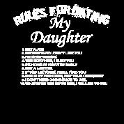 Regole divertenti per uscire con mia figlia