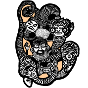 tribal masks by neverthesame spreadshirt