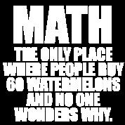 Mathe Mathematik Lustige Spruche Lehrer Lehrerin Sporttasche