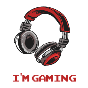 Can't Hear You I'm Gaming - Videospiele Gamer Clan