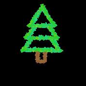 Weihnachtsbaum Tannenbaum.Weihnachtsbaum Tannenbaum Weihnachten Geometrisch Männer Premium T Shirt Schwarz