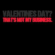 Lustiges Anti Valentinstag Valentin Hass Geschenk Manner Premium T