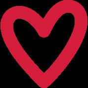 Herz Liebe Symbol Geschenk Geburtstag Freundschaft Kissenhulle