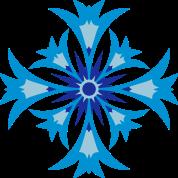 Une Fleur Stylisee De Bleuet T Shirt Homme Spreadshirt