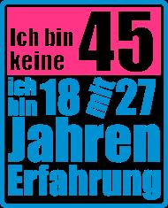 Geburtstag 45
