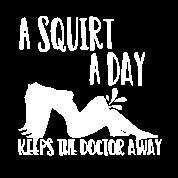 Il dottore squirt