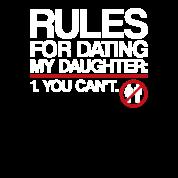 15 zasad randkowania z moją córką