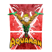 Aquaman Frauen T-Shirt