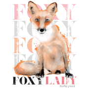 Animal Planet Foxy Frauen T-Shirt