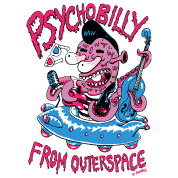 psychobilly from outerspace