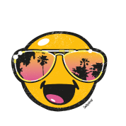 SmileyWorld 'Beachparty' teenager t-shirt