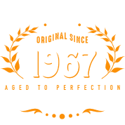 original since 1967 simply the best 50th birthday Stoffbeutel ... d1367a2a70079