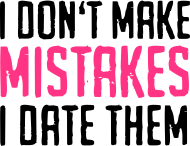 Dating mistakes quotes