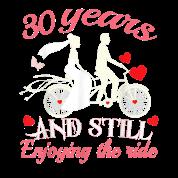 Jahre hochzeit 30